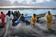 Franja de Gaza: Otros riesgos laborales en la pesca