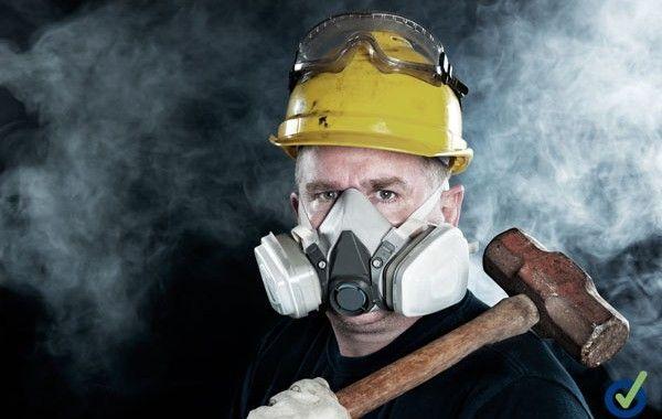 Guía orientativa para la selección y utilización de protectores respiratorios