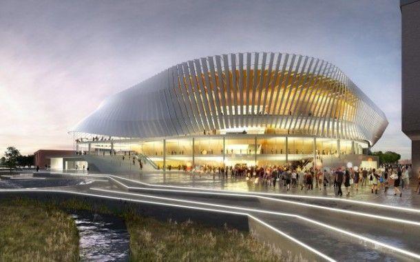 PrevenControl supervisa la seguridad de la construcción del Copenhagen Arena