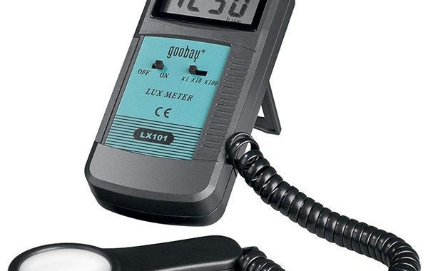 APP: Convierte tú móvil en un luxómetro