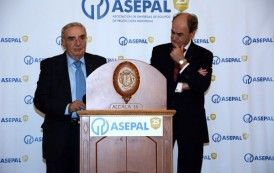 ASEPAL nombra Socios Honoríficos a D. Manuel Soriano Baena y a D. Gregorio Casas Carrillo en la celebración de su 25º Aniversari