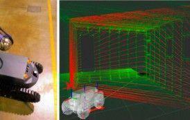 Un robot para facilitar los trabajos en el sector de la construcción naval