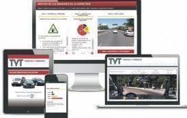 """Formación on line en Seguridad Vial, una medida efectiva para afrontar la """"pandemia"""" de los accidentes de tráfico."""