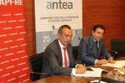 Mapfre distribuirá los contratos de Prevención de Riesgos Laborales de Antea