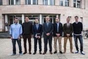 Expertos de talla internacional en la jornada  sobre biomecánica UPNA-Mutua Navarra