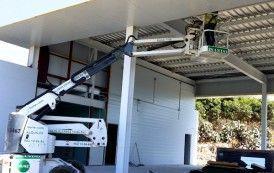 La Diputación de Málaga participa en la implantación de un sistema pionero en seguridad