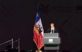 La presidenta de Chile anuncia avances en la Política de Seguridad y Salud en el Trabajo