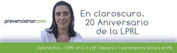 En claroscuro. 20 Aniversario de la LPRL