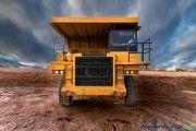 Accidentes mineros con vehículos de trabajo (video)
