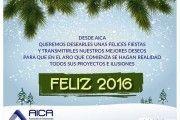 Desde AICA queremos desearles unas Felices Fiestas