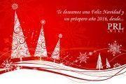 Te deseamos una Feliz Navidad y un próspero año 2016, desde....PRLWiki
