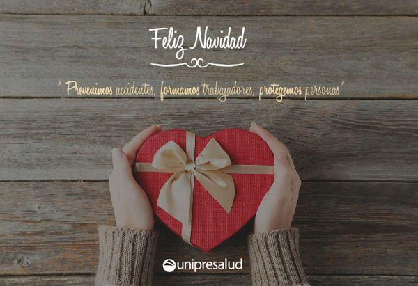Feliz Navidad: Unipresalud