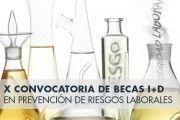 X Convocatoria de Becas I+D en Prevención de Riesgos Laborales