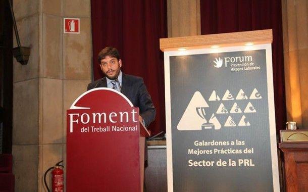 PrevenControl recibe uno de los galardones de Foment a las mejores prácticas del sector