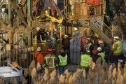 Rescatados 17 mineros atrapados en una mina en NY