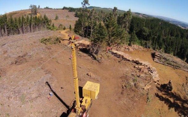 Los drones, nuevos aliados para la prevención de riesgos en tareas forestales