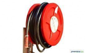 PrevenConsejo: Bocas de incendio equipadas (BIE). Utilización