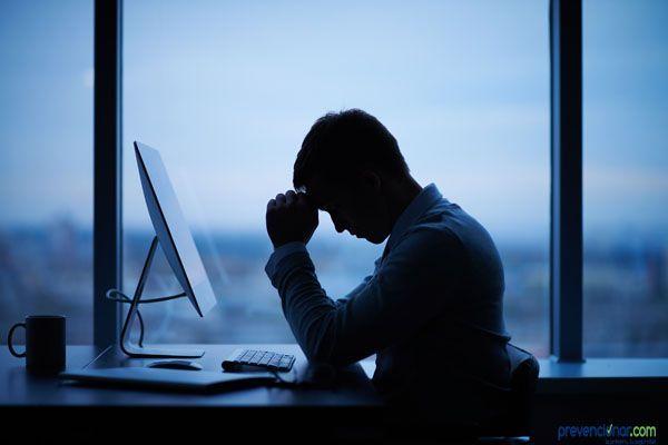 El Tribunal Supremo reconoce la presión y el estrés como riesgos