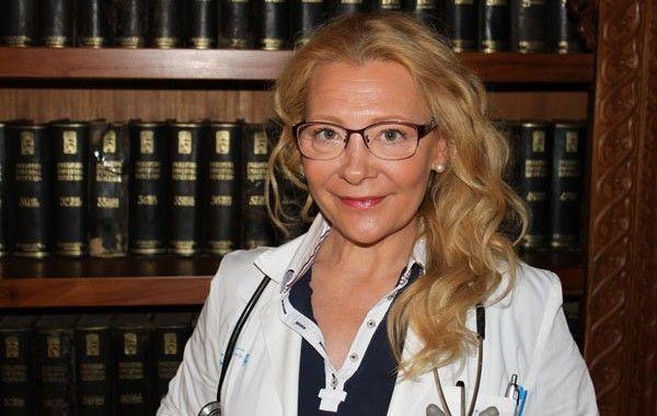 Carmen Muñoz Ruipérez, una médico del trabajo al frente de un SPP hospitalario