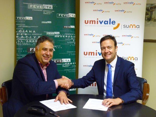 umivale y FEVECTA, unidos en la promoción de la salud en el trabajo