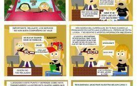 Cómo afrontar una entrevista de trabajo………..si la consigues