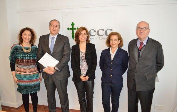 AICA y la AECC juntas por la prevención contra el cáncer en las empresas