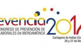 """Colombia será sede del Congreso de Prevención de Riesgos Laborales Iberoamericano """"Prevencia 2016"""""""