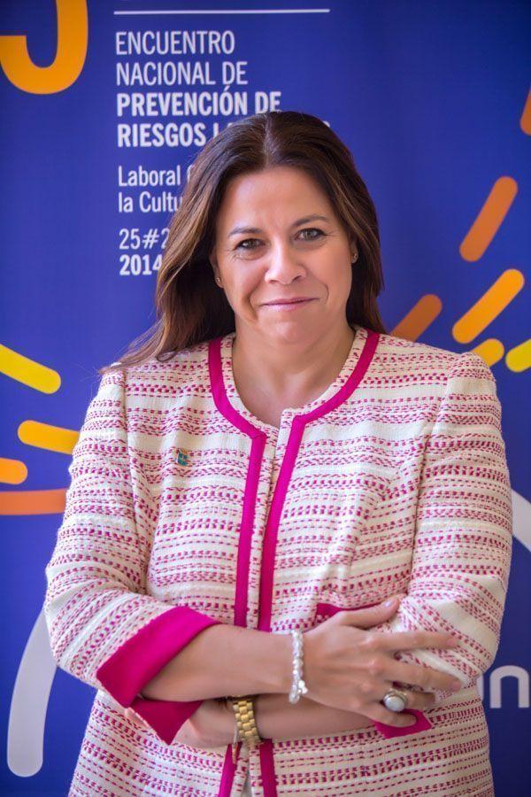 Myriam Hernández Fernández miembro del Jurado de los Premios Prevencionar