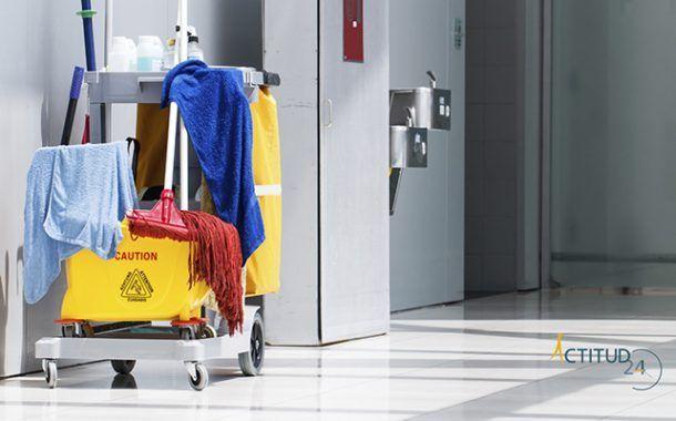 Riesgos psicosociales en el colectivo de trabajadores de limpieza