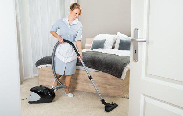 Guía de Prevención para camareras de piso de hoteles