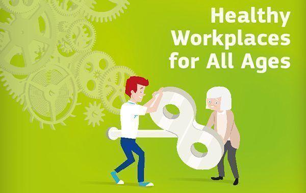 """Psya participa en la campaña europea """"Trabajos saludables en cada edad"""" que promueve el trabajo sostenible y el envejecimiento saludable en el entorno laboral"""