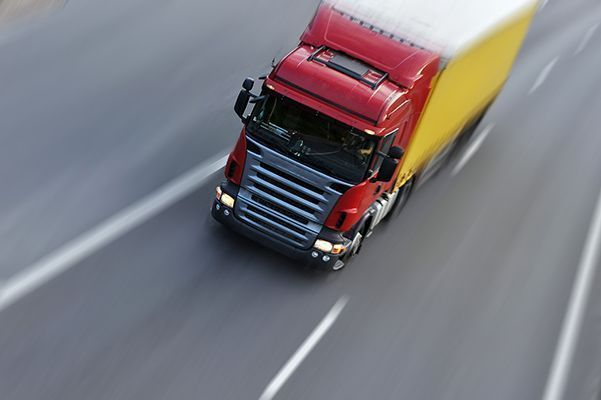 transporte mercancias carretera
