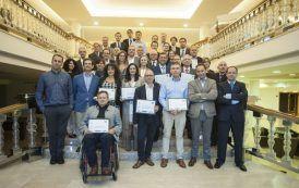 COASHIQ celebra su 30º aniversario coincidiendo con la entrega de los Premios Anuales a la Gestión de la Seguridad 2016