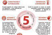 Las 5 reglas de oro para la seguridad en trabajos de zanjas