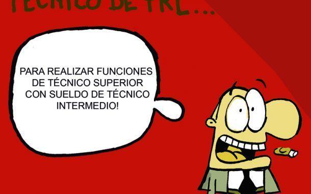 Se busca técnico de PRL.............