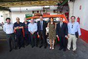 Asepeyo y el Consorcio de Bomberos de Valencia firman un convenio emergencias y autoprotección con los polígonos industriales valencianos