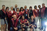 Los alumnos del Máster Iberoamericano en Organizaciones Saludables e Innovación en la Gestión de Personas se gradúan en Valencia