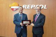 Repsol reconoce los buenos resultados en seguridad de las empresas contratistas