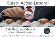 Curso: Acoso Laboral - Ultimas Plazas - Octubre 2016