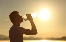 Que el sol te de vida, no te la quite: Evita el golpe de calor