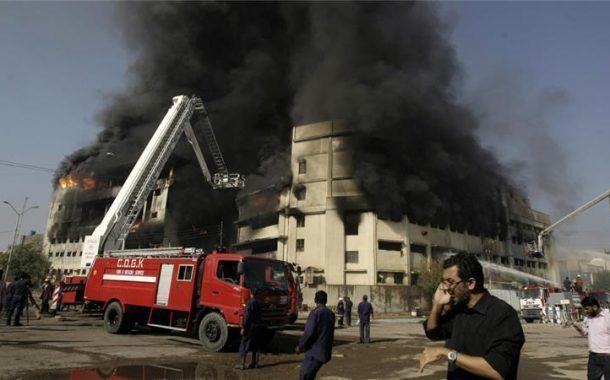 Acuerdo de indemnización para las víctimas del incendio de la fábrica Ali Enterprises