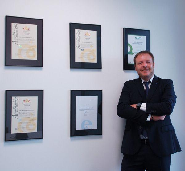 """David Galeote: """"Los Premios Prevencionar son reconocimiento y estímulo para las organizaciones que realizan una labor fundamental"""""""