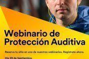 Webinar de Protección Auditiva