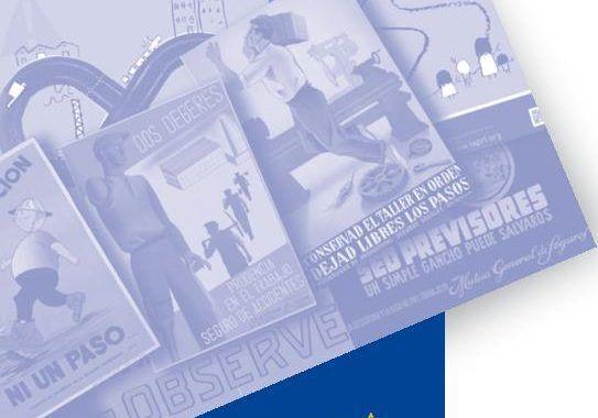 Presentación del libro Cartelería Prevención de Riesgos Laborales