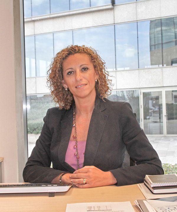 Nombramiento de Nuria Recio como delegada de la zona centro en Grupo Ergos