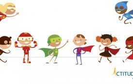 Superhéroes que luchas contra el ICTUS