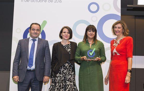 Fraternidad-Muprespa: Premio Prevencionar 2016