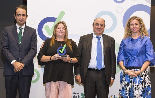 Laboratorios Quintón: Premio Prevencionar España 2016