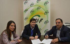 CSIF y Prevencionar firman un acuerdo de colaboración