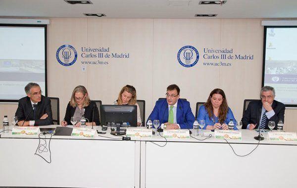 La Universidad y la formación superior en PRL: La experiencia de la UC3M